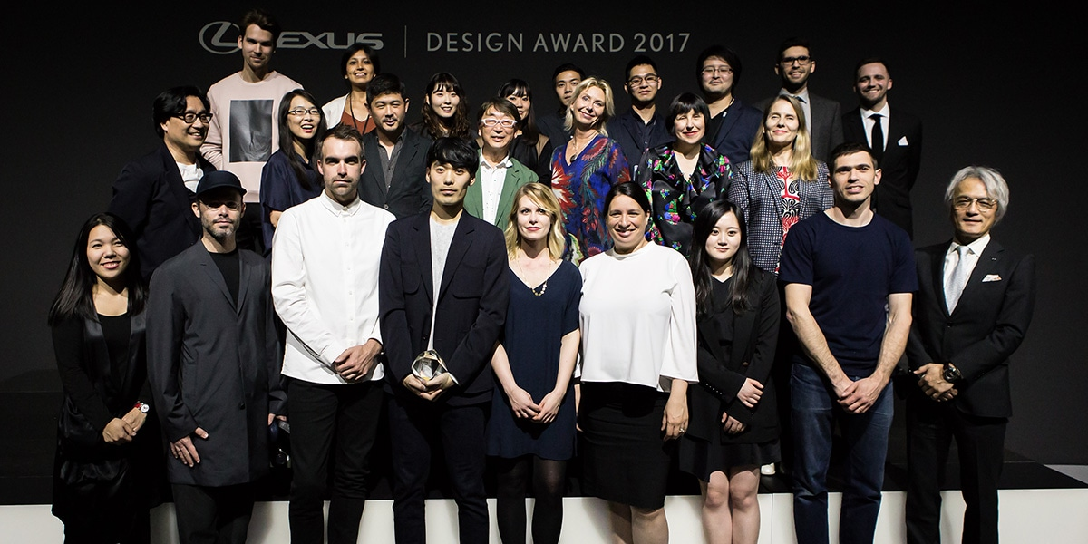 It Extreme 2018 As Lexus Design Award Versenyzoi Julius 24 Es