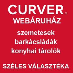 Curver webáruház